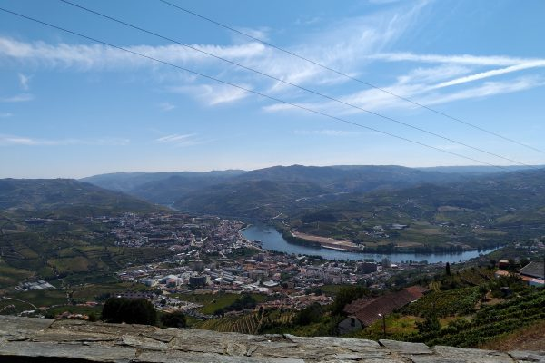 River cruise in douro